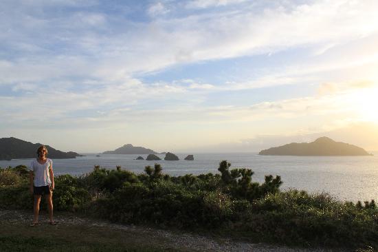 Zamami Island: Zamami sunset
