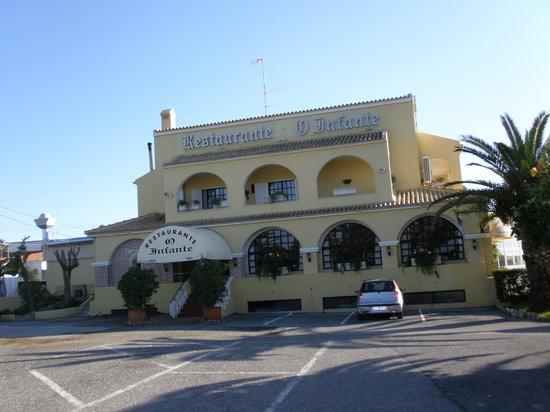 Restaurante O Infante : retaurante Oinfante