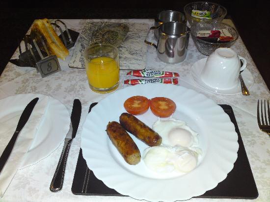 Clifton House Hotel : Yummy breakfast