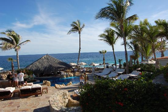 One & Only Palmilla Resort : The view from the main entry to the property.