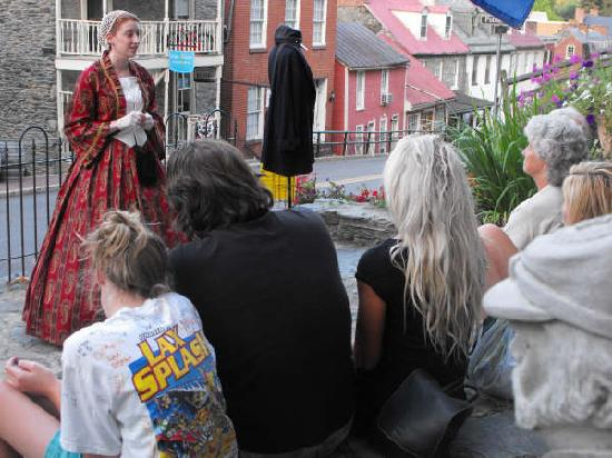 "Harpers Ferry, WV: Amelia Barber & Group at The ""O' Be JoyFull"" Center"