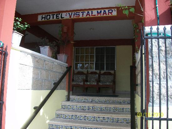 Vistalmar Hotel: Entrance