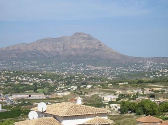 Benitachell, Spain: Montgo