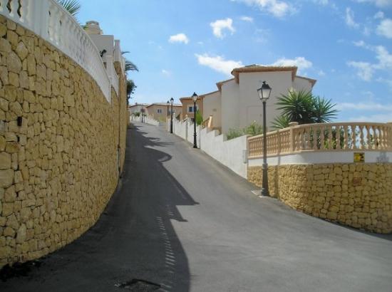 Benitachell, Spain: Los Romeros