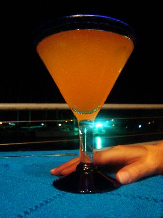 Dodgy Dock Restaurant and Lounge Bar : Grenadian Love Martini