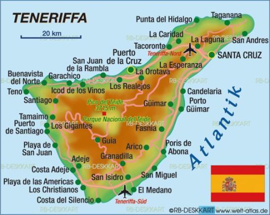 Teneriffa Kanarische Insel Picture Of Tenerife Canary Islands