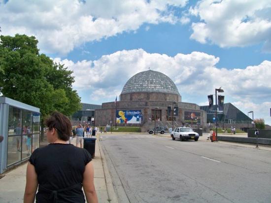 Adler Planetarium: 100_4159