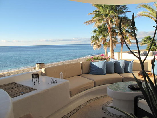 Las Ventanas al Paraiso, A Rosewood Resort: Our terrace