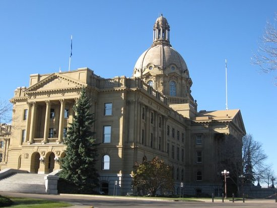 Alberta Legislature Building