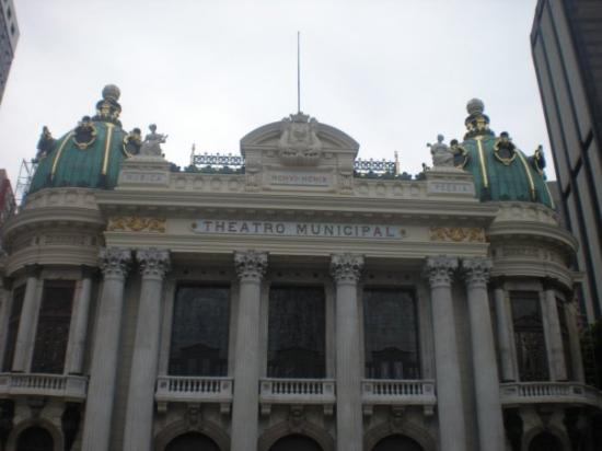 Theatro Municipal do Rio de Janeiro Photo