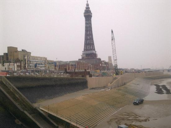 The President Hotel : new develpment of blackpool sea front