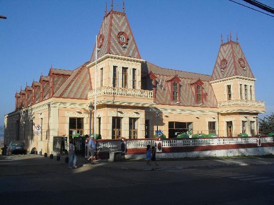 Pichilemu, Chile: centro cultural ex casino