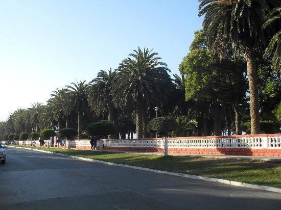 Pichilemu, شيلي: parque Ross