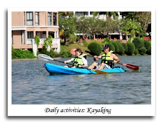 Allamanda Laguna Phuket: Activity