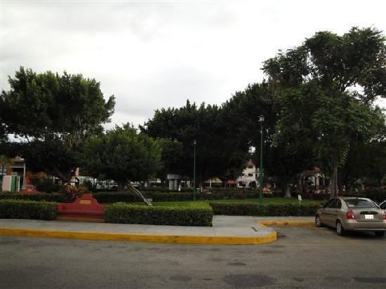 Crucecita, Mexico: Plaza