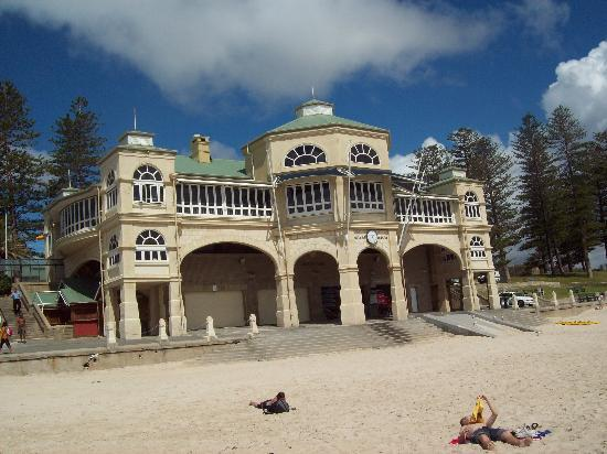 Cottesloe Beach Chalets : Cottesloe beach