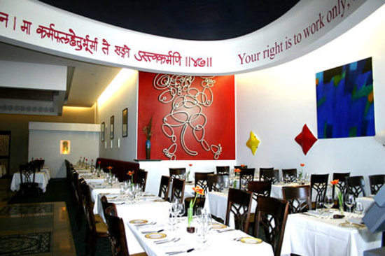 Amber India Santana Row San Jose Menu Prices