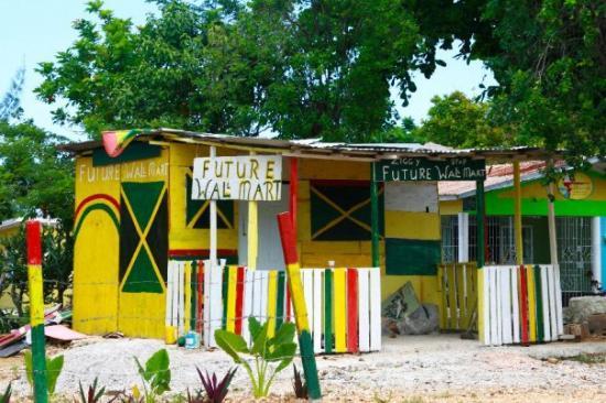 Jamaica: future walmart
