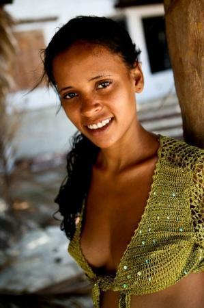 Boca Chica, République dominicaine : Giselle