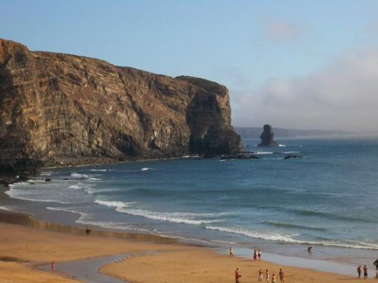 Faro, Portugal: Algizur, Portugal-surf spot