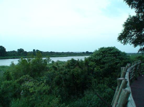 Lower Sabie Restcamp: vue