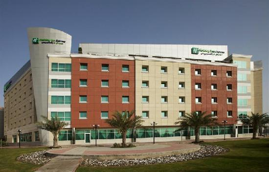 Holiday inn express dubai internet city picture of for All hotels in dubai