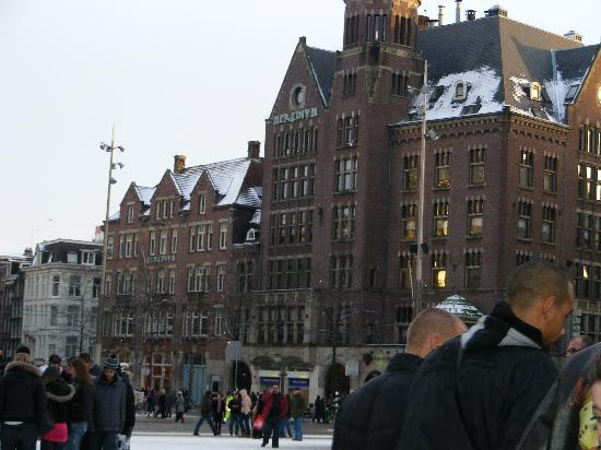 Hotels Near Amsterdam Central Station Cheap