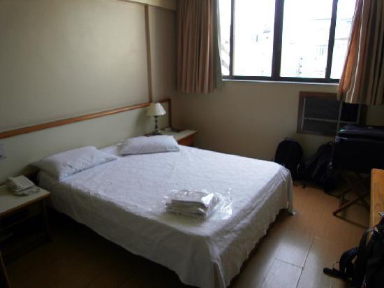 Hotel Rondônia Palace: room