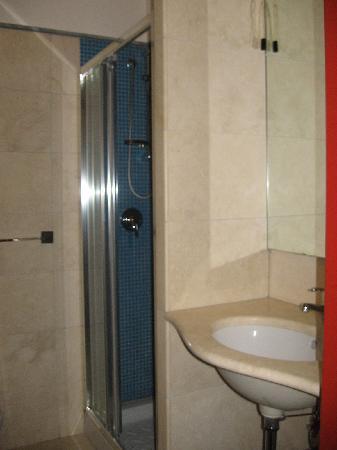 Tolentino Suites : Bagno