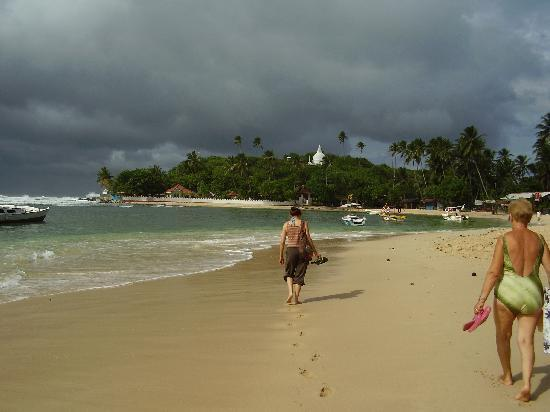 Florie Villa : spiaggia