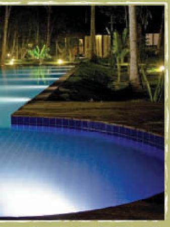 Hotel Vila dos Orixas: la piscina... única!