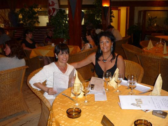 Hotel Morabeza: Le restaurant l'Atlantis. Excellent