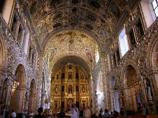 Iglesia de Santo Domingo: 芸術品?