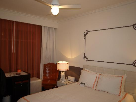 Hotel Vertigo: Habitacion doble