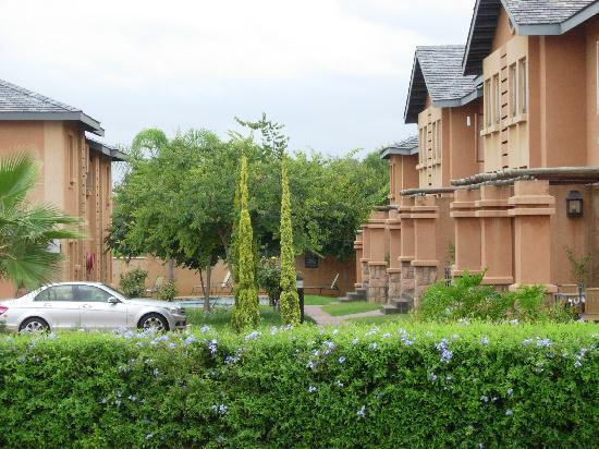 Phakalane Golf Estate Hotel Resort : Golf villas
