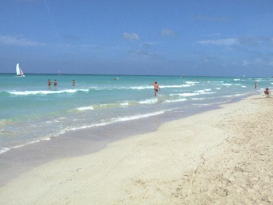 Varadero, Cuba : la playa !!!à cuba
