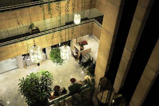 Hotel Granada Center: Hall