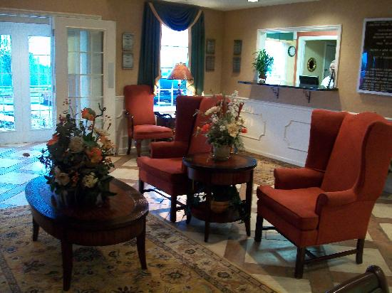 Cleveland, Tennessee: Lobby