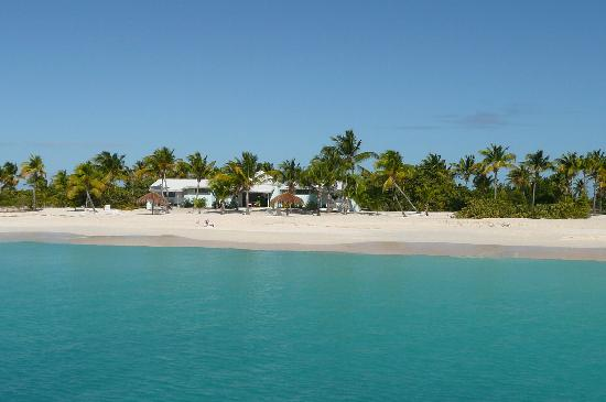 Barbuda: our house...is a very very very fine house..fine house