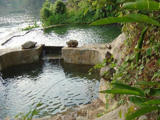 Hintok River Camp at Hellfire Pass: The Pool