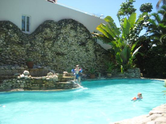 Cabarete Beach House at Nanny Estates: the pool