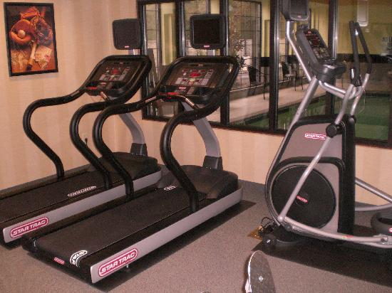 Staybridge Suites North Charleston: New Treadmills.