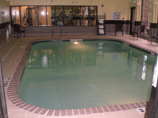 Staybridge Suites North Charleston: Heated Pool