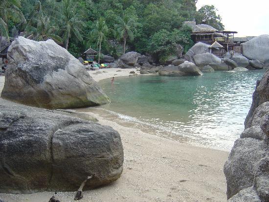 Charm Churee Villa: The Bay/Beach