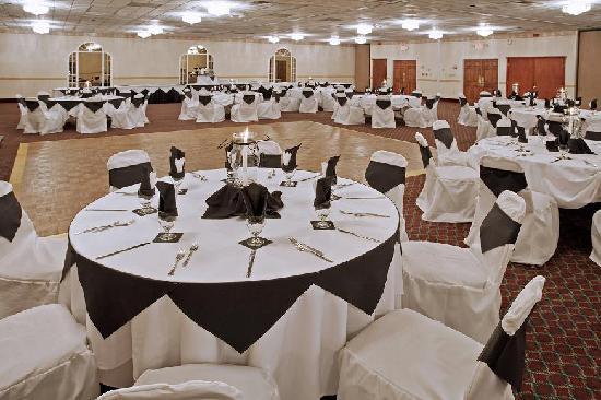 ويندام جاردن آن أربور: Ballroom
