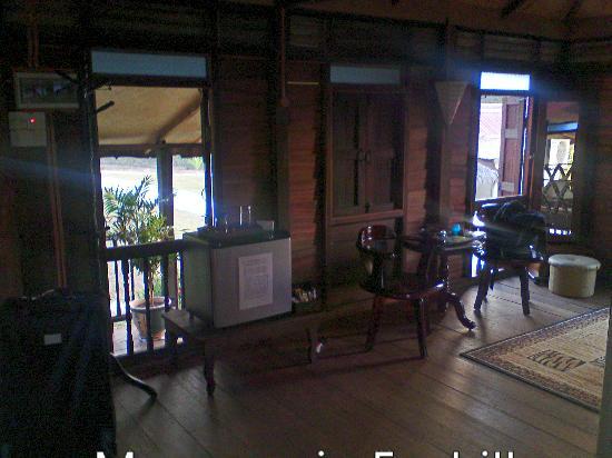 Fox Hill: Malay chalet
