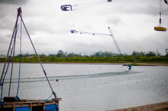 CWC (Camsur Watersports Complex): Cablepark