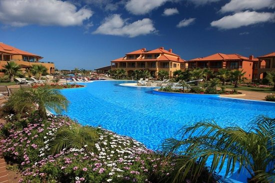 Pestana Porto Santo All Inclusive: Pool