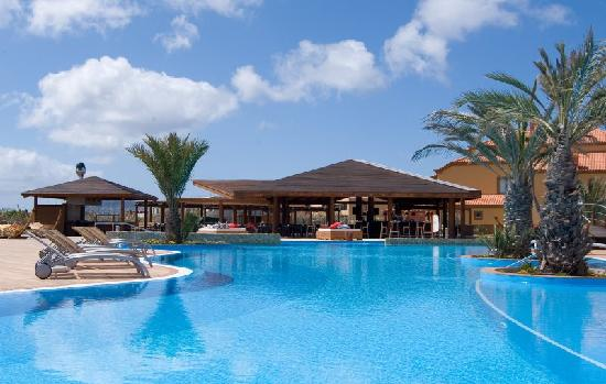 Pestana Porto Santo All Inclusive: Sea Water Pool