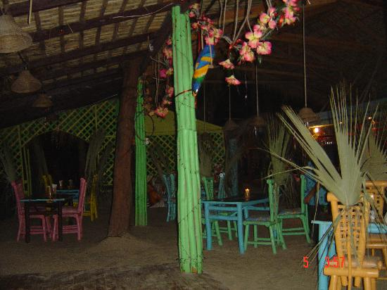 Coconut's : le cadre tres simpa sur la plage